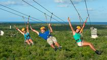 Xplor Adventure Park from Cancun, Cancun, Day Trips