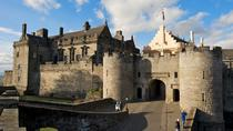 Stirling Castle Entrance Ticket, Edinburgh, Food Tours