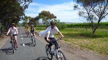 McLaren Vale Wine Tour by Bike, Adelaide, Bike & Mountain Bike Tours