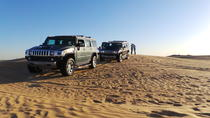 Dubai Desert Hummer Adventure with BBQ Dinner, Dubai, Private Sightseeing Tours