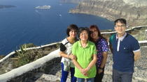 Santorini Shore Excursion: Private Sightseeing with Fira to Oia Hike, Santorini, Ports of Call Tours