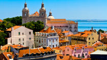 Lisbon Combo: City Walking Tour and Sunset Entertainment with Tapas, Lisbon