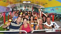 Aruba Pub Crawl with Optional Champagne Toast and Dinner, Aruba