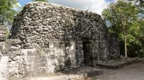 Combo Tour: Cozumel Island Tour, Mayan Ruins and Playa Mia Beach Park, Cozumel