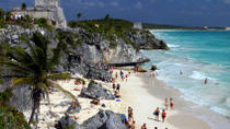 Tulum Ruins with Optional Underground River Swim and Lunch from Cancun , Cancun, Day Trips
