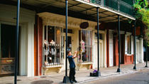 New Orleans Food Walking Tour of the French Quarter, New Orleans, Hop-on Hop-off Tours