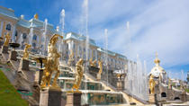 St Petersburg Shore Excursion: 2-Day City Highlights and Pushkin Private Tour, St Petersburg