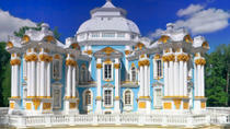 St Petersburg Shore Excursion: 2-Day City Highlights and Pushkin Small-Group Tour, St Petersburg,...