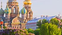 St Petersburg Shore Excursion: Full-Day Tour, St Petersburg, Ports of Call Tours