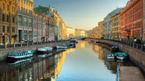 St Petersburg Shore Excursion: Private City Cruise and Church of the Savior on Spilled Blood Tour,...