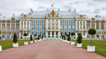 St Petersburg Shore Excursion: Private Hermitage and Catherine Palace Tour, St Petersburg