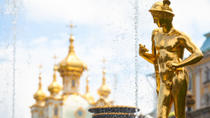 St Petersburg Shore Excursion: Private Pushkin, Peterhof and Metro Station Tour, St Petersburg