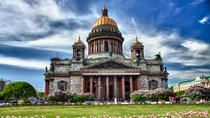 St Petersburg Shore Excursion: Small-Group City Highlights Tour Including the Hermitage, St...