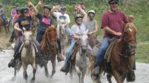 Punta Cana River Horseback Riding and Zipline Tour, Punta Cana, Horseback Riding