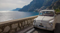 Private Tour: Amalfi Coast by Vintage Fiat 600 from Sorrento , Sorrento, Private Sightseeing Tours