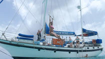 St Maarten Shore Excursion: Sailing Tour with Snorkeling and Paddleboarding, Philipsburg, Ports of...