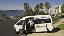 Shared Arrival Transfer: Brisbane Airport to the Sunshine Coast, Brisbane