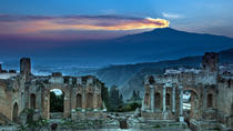5-Day Eastern Sicily Tour from Taormina to Palermo: Mt Etna, Syracuse and Agrigento , Taormina,...