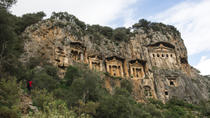 Dalyan Day Trip from Bodrum Including Dalyan River Cruise, Iztuzu Beach, Mud Baths and Lunch, Bodrum