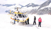 Juneau Shore Excursion: Helicopter Tour and Dogsledding Experience, Juneau