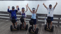 Recorrido nocturno en Segway por Hollywood Beach, Fort Lauderdale