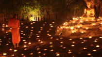 Chiang Mai by Night: Private Tour with Candlelit Buddhist Chant, Thai Dinner and Night Market, ...