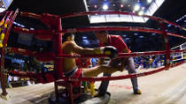 Muay Thai Kickboxing with Ringside Seats and Private Transfer, Bangkok