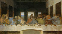 Entrance to Leonardo da Vinci's 'The Last Supper' in Milan Plus Interactive Workshop, Milan, ...