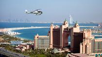 Dubai Combo: Helicopter Tour and Hop-On Hop-Off Sightseeing Bus, Dubai, Helicopter Tours