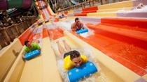Yas Waterworld Entrance Ticket Including Transport from Dubai, Dubai