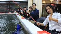 Taipei Like a Local: Indoor Shrimp Fishing and Karaoke, Taipei, Private Sightseeing Tours