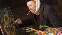 Private Amsterdam Combo Tour: In the Footsteps of Van Gogh and Anne Frank Walking Tour, Amsterdam,...
