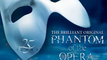 Phantom of the Opera Backstage Experience Including Tour, Pre-Theater Dinner and Show, London