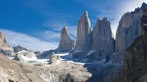 Full-Day Trek to the Base of Paine Towers at Torres del Paine National Park, Puerto Natales, Hiking ...