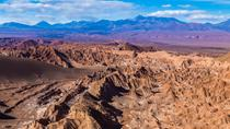 Moon Valley Tour from San Pedro de Atacama, San Pedro de Atacama, Night Tours