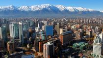 Santiago Super Saver: City Sightseeing and Concha y Toro Winery Tour, Santiago, Full-day Tours