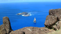 Shore Excursion: Easter Island Half-Day Tour to Tahai Orongo and Rano Kau, Easter Island