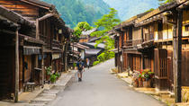3-Day or 4-Day Self-Guided Hike on Nakasendo Trail with Lodging and Transport, Kyoto, Beer & ...