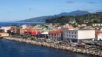 Roseau City Sightseeing and Beach Tour, Dominica