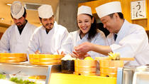 Private Tour: VIP Tsukiji Sushi Lesson with a Master Chef, Tokyo, Cooking Classes