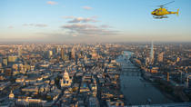 Private Tour: Helicopter Flight in London, London, Helicopter Tours