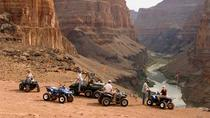 Grand Canyon North Rim Air and Ground Tour with Optional ATV Ride, Las Vegas, Air Tours