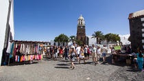Teguise Market and César Manrique Foundation Tour in Lanzarote, Lanzarote, Walking Tours