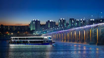 Han River Evening Cruise and Gwangjang Night Market Tour, Seoul, Bike & Mountain Bike Tours