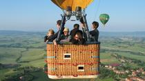 Hot Air Balloon Ride from Rome through Lazio, Roma