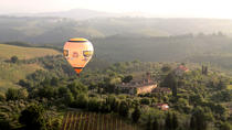 Tuscany Hot Air Balloon Flight , Florence, Balloon Rides