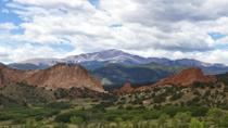 Pikes Peak, Garden of the Gods and Air Force Academy from Denver, Denver, City Tours