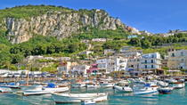 Semi-Guided Capri Island Tour, Naples, Bus & Minivan Tours