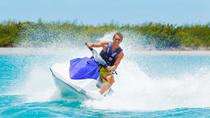 St Thomas Jet Ski Adventure: Hassel Island and Honeymoon Beach, St Thomas
