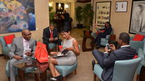 Club Kingston Lounge and Concierge Service at Norman Manley International Airport, Kingston,...